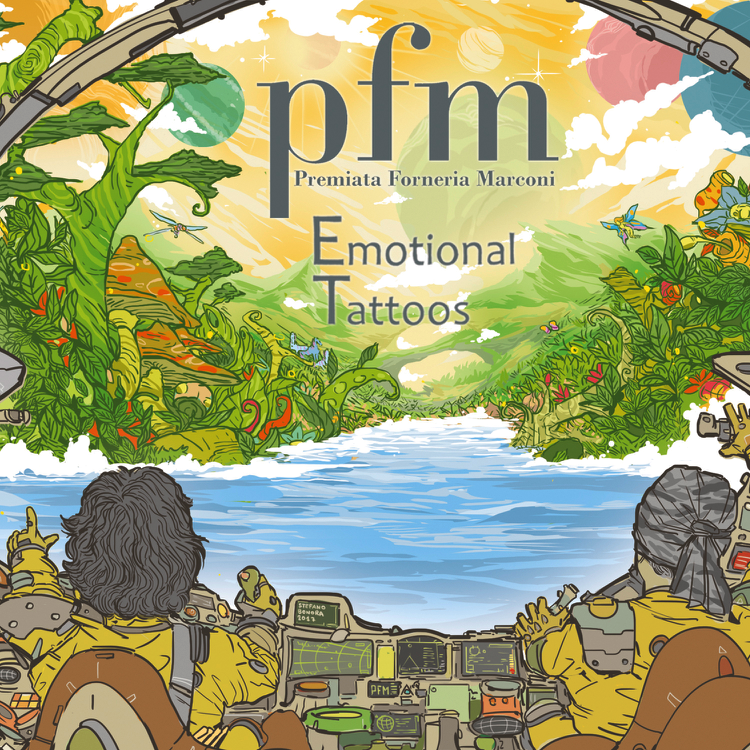 "PFM reveal cover and more details of ""Emotional Tattoos"""