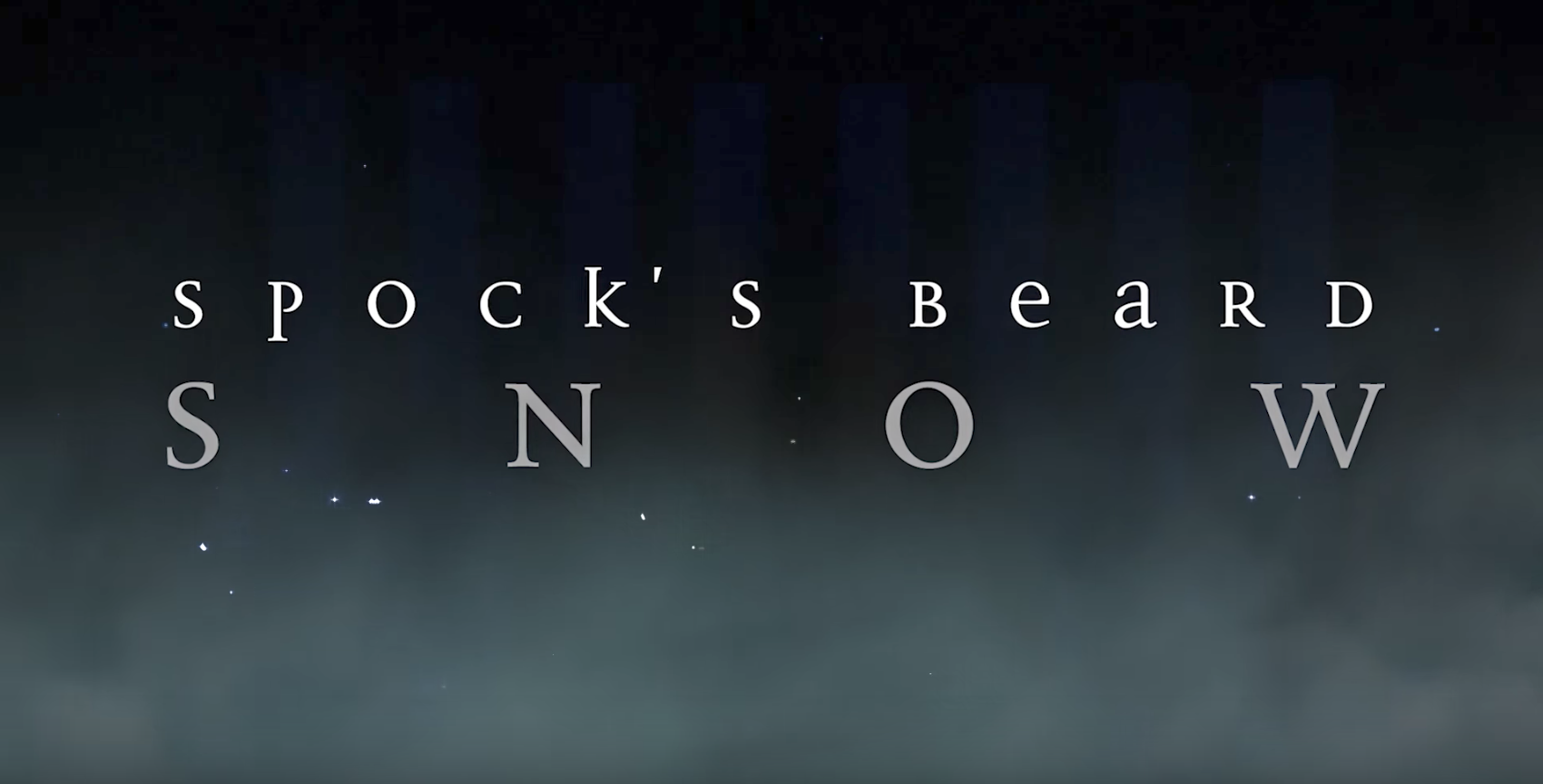 Spock's Beard release first promo video from upcoming Snow Live set