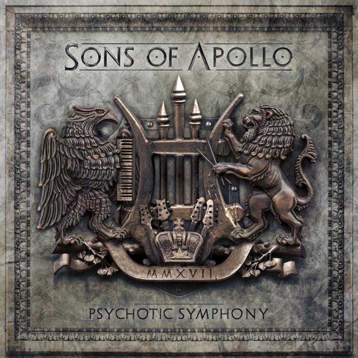 Sons of Apollo – Psychotic Symphony (Album Review)