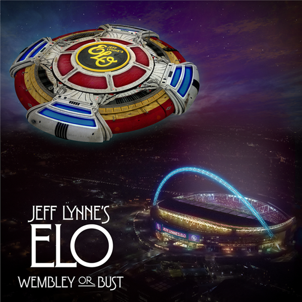 Jeff Lynne's ELO to release live concert film 'Wembley or Bust'