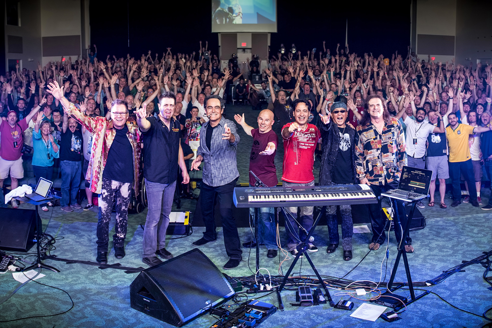 Neal Morse Interview – Snow Live