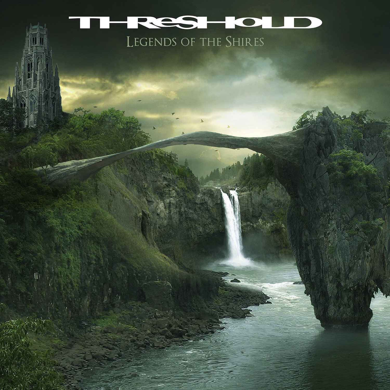 Threshold – Legends of the Shires (Album Review)