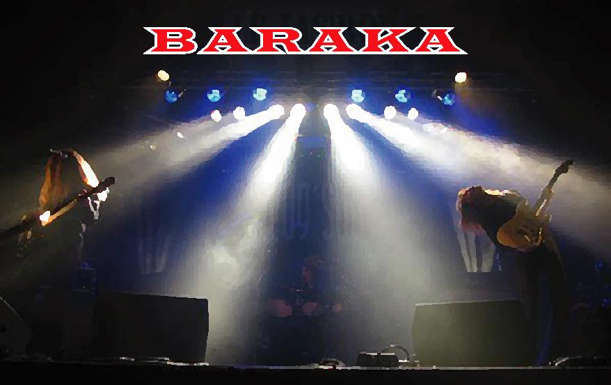 Cruise to the Edge 2018 Artist: Baraka