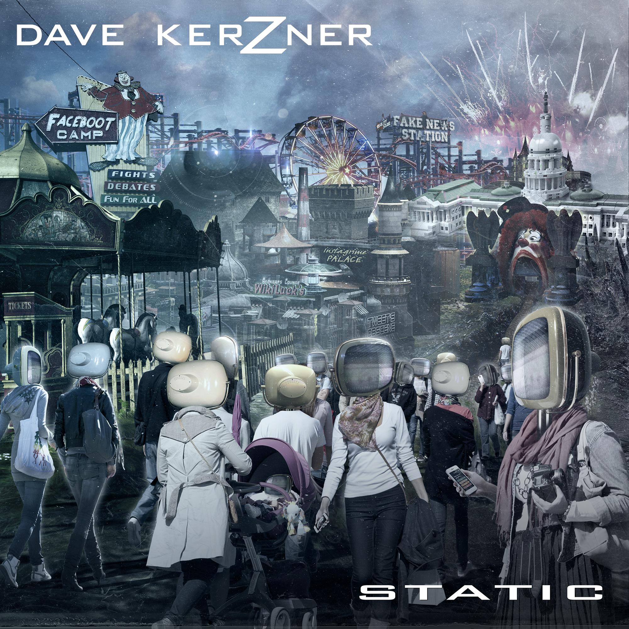 Dave Kerzner – Static (Album Review)