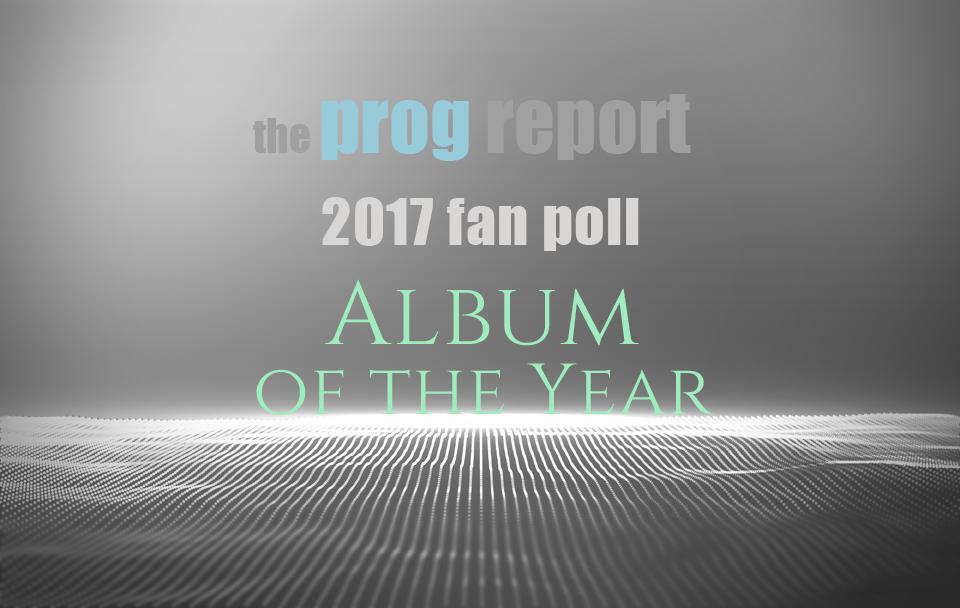 2017 Fan Poll: Album of the Year