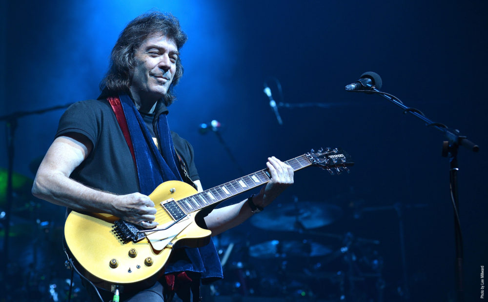 Cruise to the Edge 2018 Artist: Steve Hackett