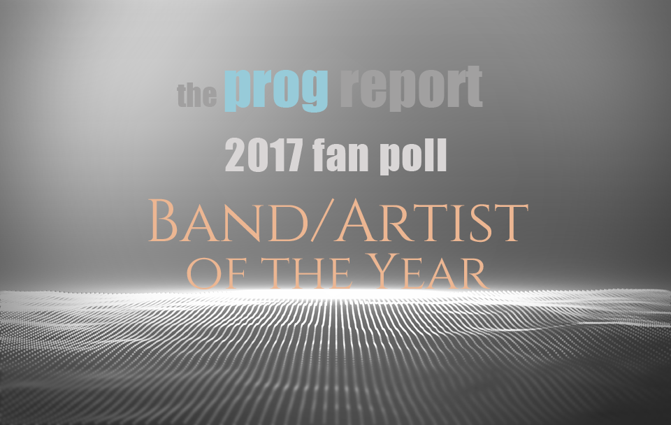 2017 Fan Poll: Band/Artist of the Year
