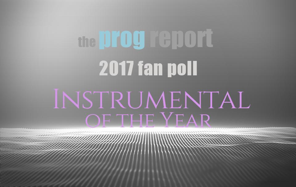 2017 Fan Poll: Instrumental of the Year