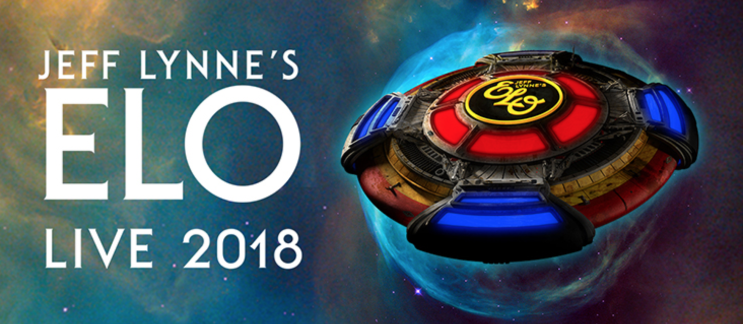 Jeff Lynne's ELO announce 2018 world tour with US dates