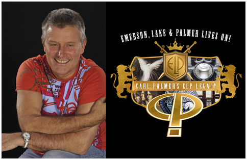 Cruise to the Edge 2018 Artist: Carl Palmer's ELP Legacy