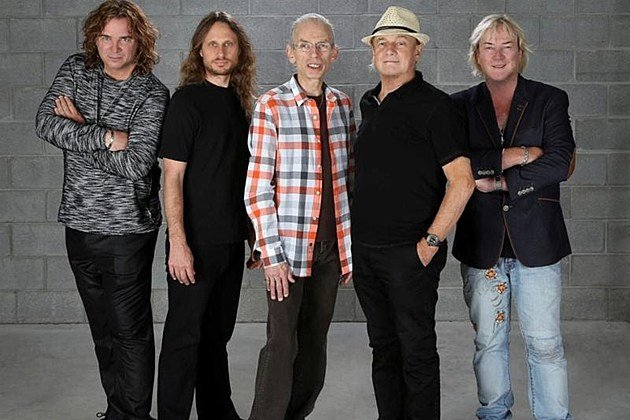 Cruise to the Edge 2018 Artist: Yes