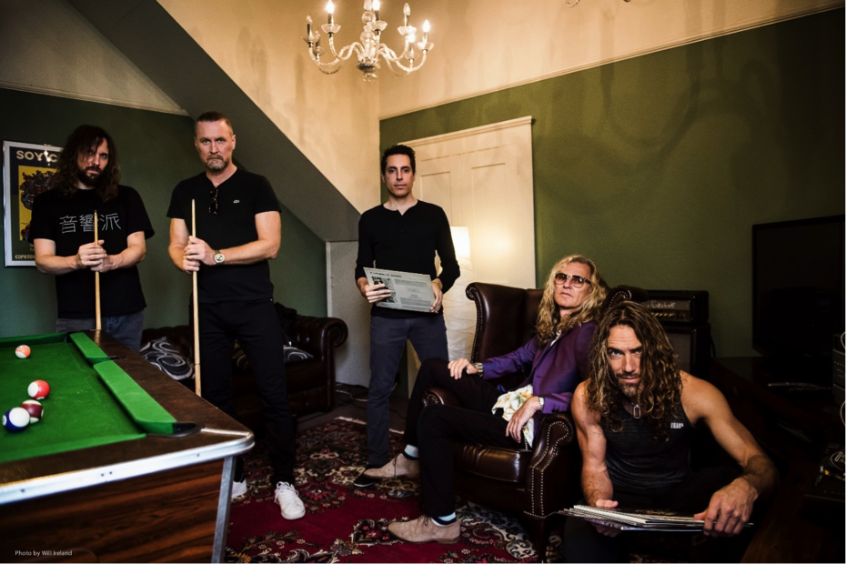 New supergroup The Sea Within announced featuring Roine Stolt and Daniel Gildenlöw