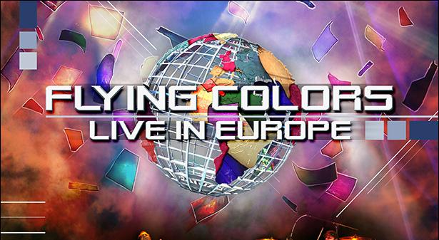 Flying Colors Live CD crop