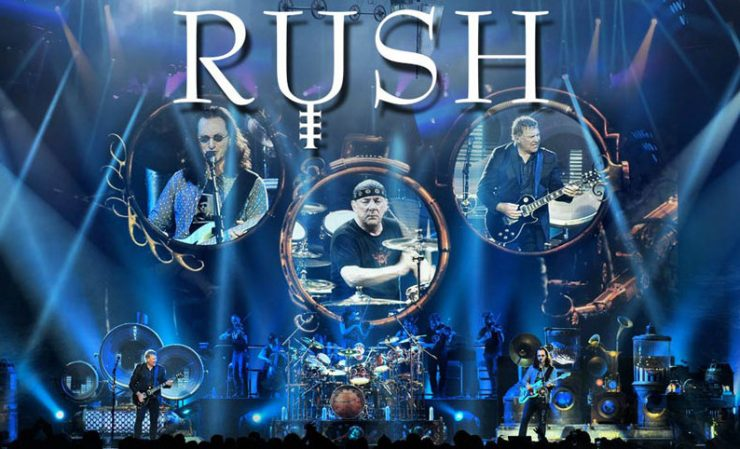 Prog Report Playlist - Top 5 Rush Live Albums - The Prog Report