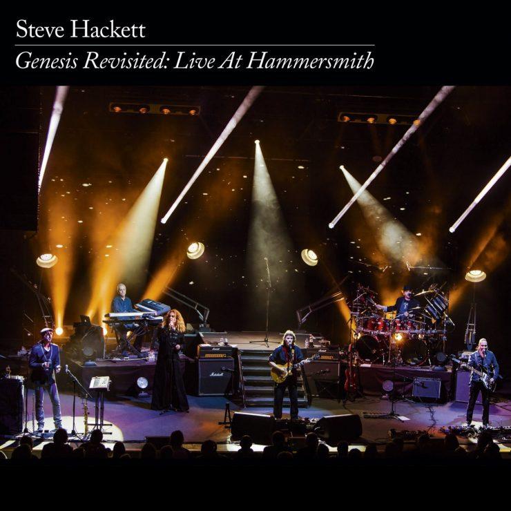 STEVE HACKETT GENESIS REVISITED LIVE AT HAMMERSMITH