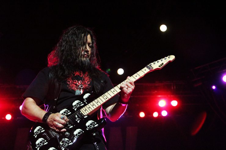 Queensryche Michael Wilton guitar3