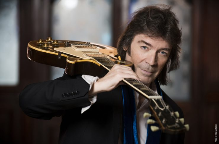 Band Photo Steve Hackett1