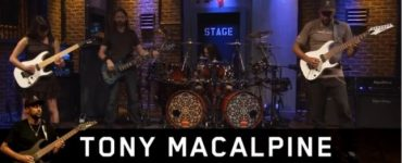 54DBF7D8 tony macalpine performs poison cookies on emgtv image
