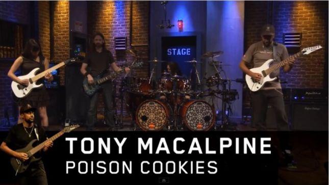 54DBF7D8 tony macalpine performs poison cookies on emgtv image