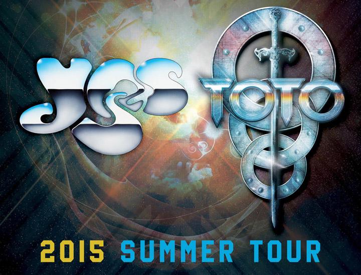 YES TOTO Tour dates postercropped