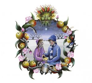 Wassail EP front cover