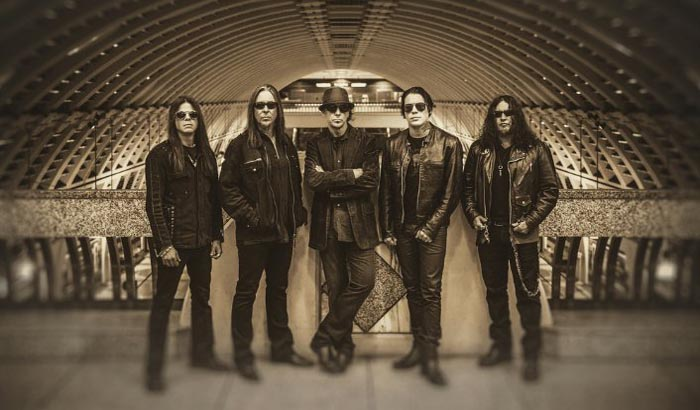 New Queensryche track released from upcoming new album