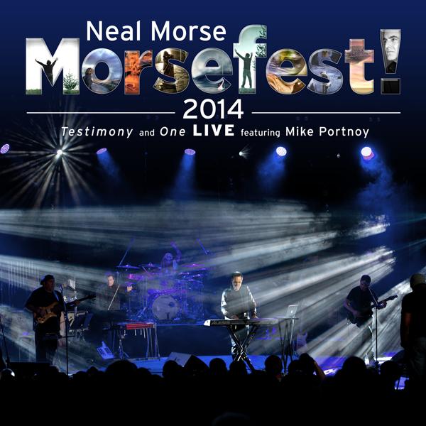 NealMorse Morsefest2014 cover1