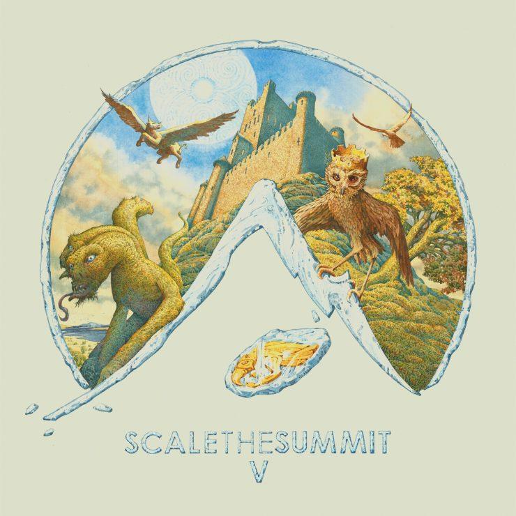 ScaleTheSummit V Cover