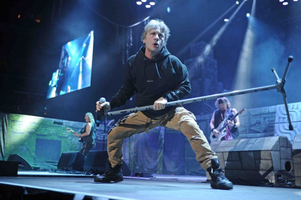 IRON MAIDEN, LIVE, 2016, LARRY MARANO Photo Credit: LARRY MARANO/ATLASICONS.COM