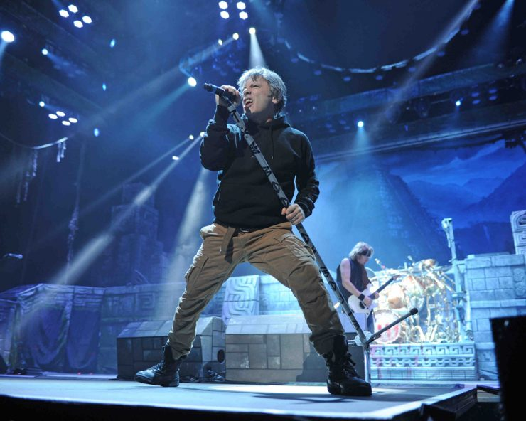 Concert Review: Iron Maiden, Ft  Lauderdale 2-24-16 - The