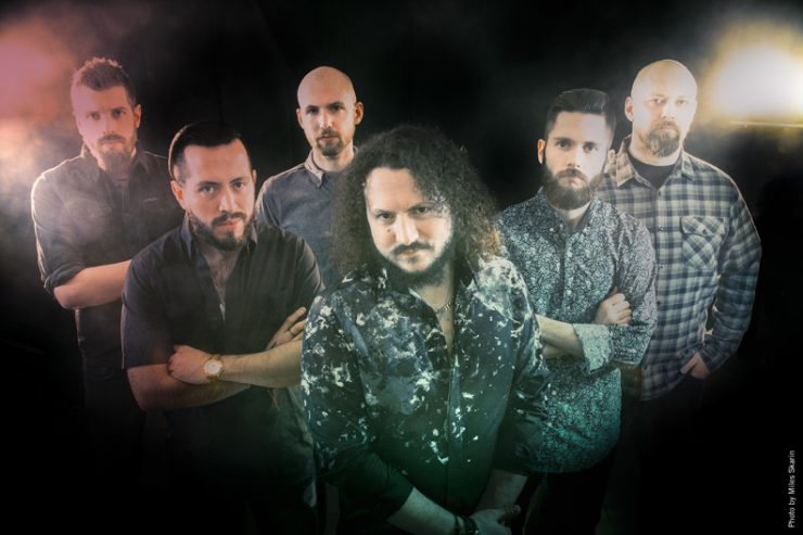 Band Photo Haken 72