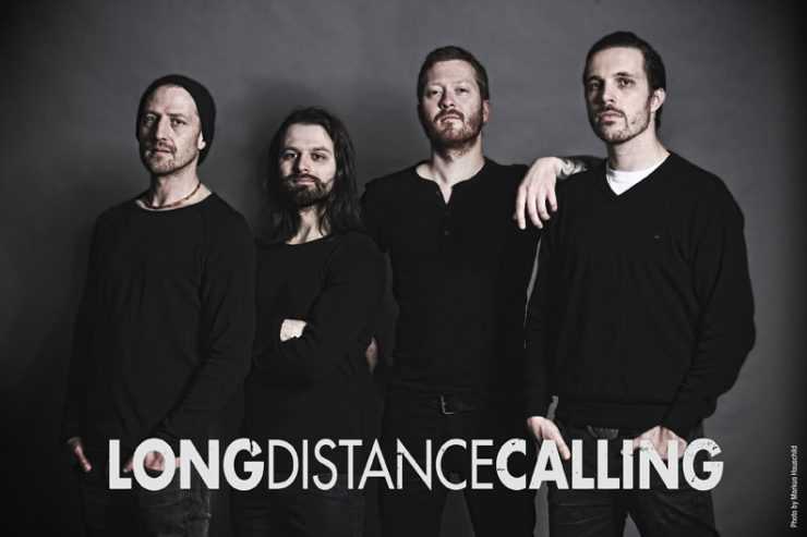 Band Photo Long Distance Calling 1