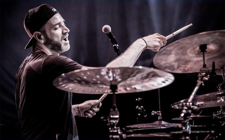 Matt Halpern (Periphery) Interview - The Prog Report