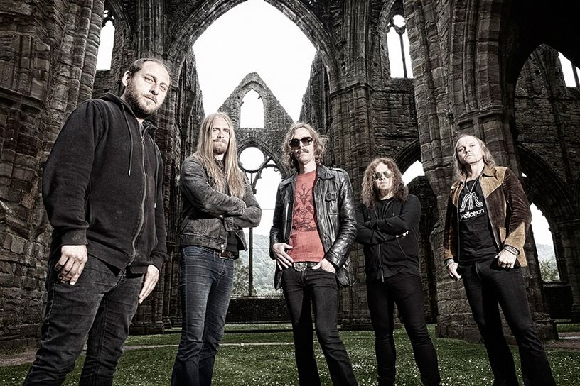 Mikael Akerfeldt talks about the challenges in creating an Opeth setlist