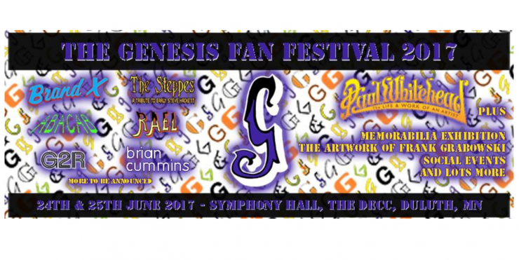 Brand X To Perform At Genesis Fan Festival 2017