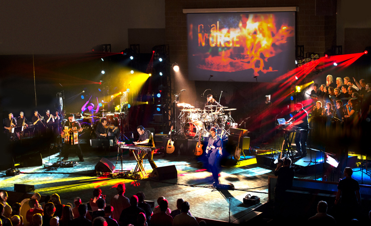 "Neal Morse Band premiere ""In The Fire"" from forthcoming Morsefest 2015 DVD/Blu-Ray release"