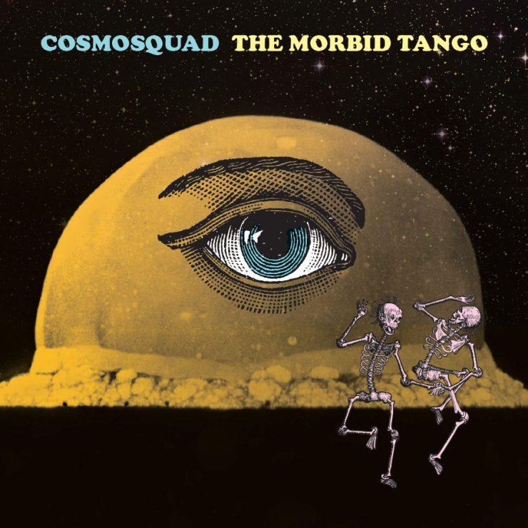 cosmosquad discography