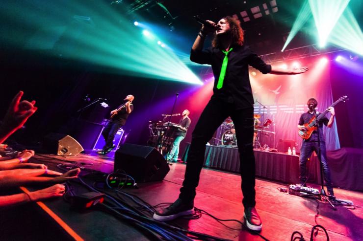 Haken Announce First Ever Live Album Work On Next Studio Album