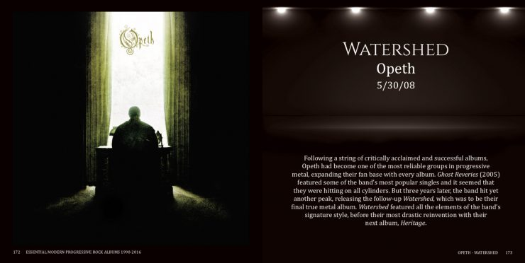 opeth watershed 2008