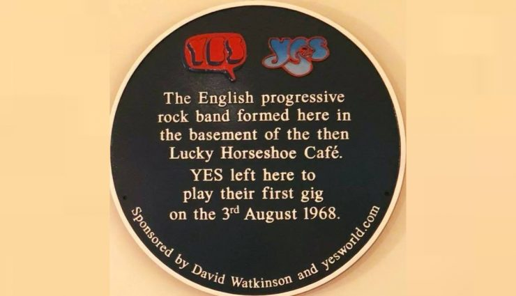 7814ee3d06a6b 50 Yes Years Commemorated in London - The Prog Report