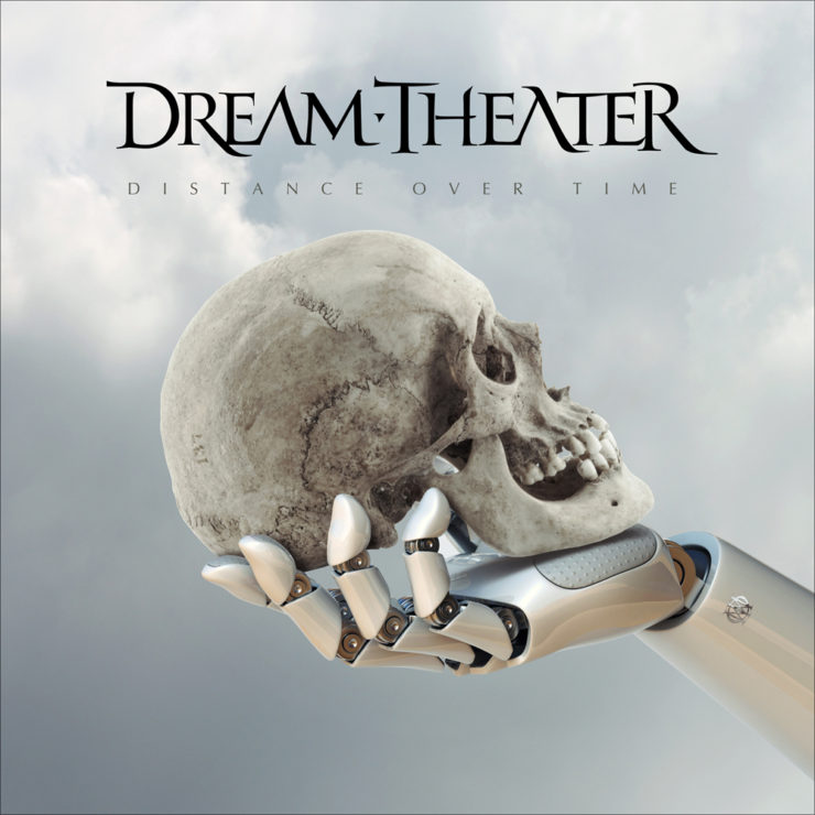 distance over time dream theater recensione