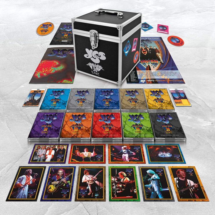 Yes Union 30 Live Super Deluxe
