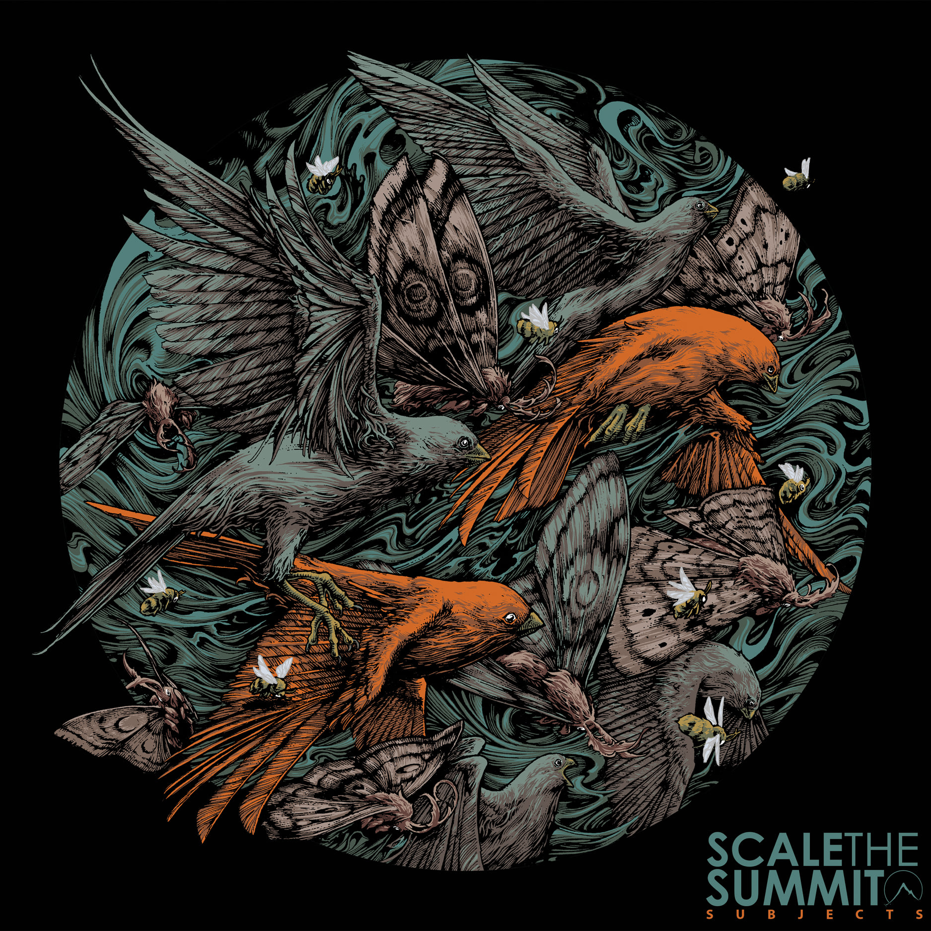 Scale the Summit announce new album 'Subjects' with guests vocalists - The  Prog Report